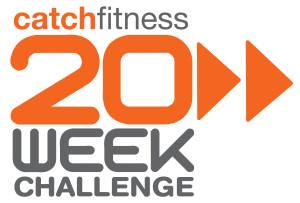 20 WEEK Challenge logo